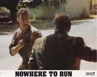 Nowhere to Run - 11 x 14 Movie Poster - Style C