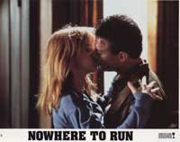 Nowhere to Run - 11 x 14 Movie Poster - Style F