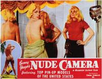 Nude Camera - 11 x 14 Movie Poster - Style A