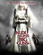 Nude Nuns with Big Guns - 11 x 17 Movie Poster - Style C