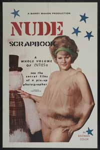Nude Scrapbook - 43 x 62 Movie Poster - Bus Shelter Style A