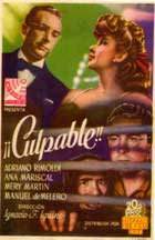Nuestro Culpable - 11 x 17 Movie Poster - Spanish Style B