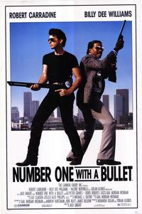 Number One with a Bullet - 11 x 17 Movie Poster - Style B