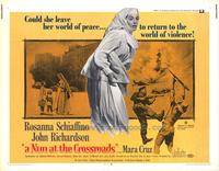 Nun at the Crossroads - 11 x 14 Movie Poster - Style A