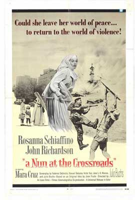 Nun at the Crossroads - 11 x 17 Movie Poster - Style A