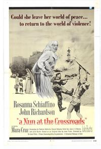 Nun at the Crossroads - 27 x 40 Movie Poster - Style A
