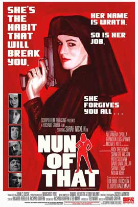 Nun of That - 11 x 17 Movie Poster - Style A