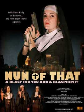 Nun of That - 27 x 40 Movie Poster - Style B