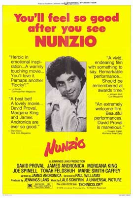 Nunzio - 11 x 17 Movie Poster - Style A