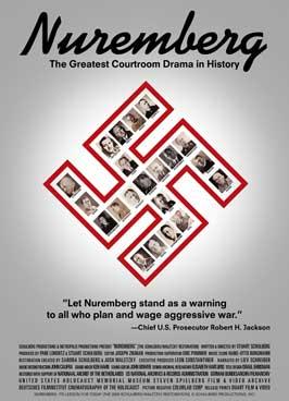Nuremberg - 11 x 17 Movie Poster - Style A
