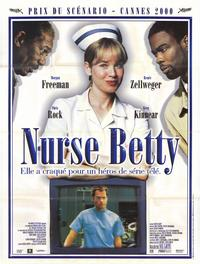 Nurse Betty - 11 x 17 Movie Poster - French Style A