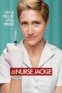Nurse Jackie (TV) - 30 x 40 Movie Poster - Style A