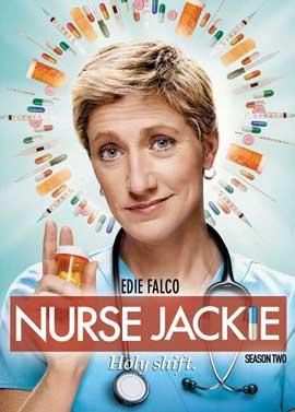 Nurse Jackie (TV) - 11 x 17 TV Poster - Style B
