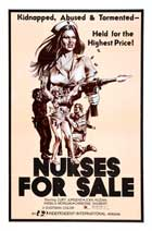 Nurses for Sale - 27 x 40 Movie Poster - Style A