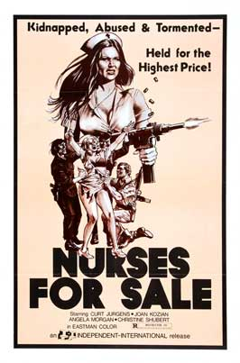 Nurses for Sale - 11 x 17 Movie Poster - Style A