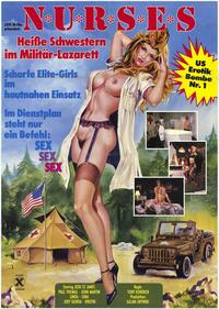 Nurses of the 407 - 27 x 40 Movie Poster - German Style A
