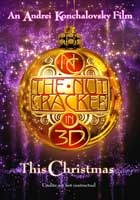Nutcracker in 3D - 11 x 17 Movie Poster - Style C