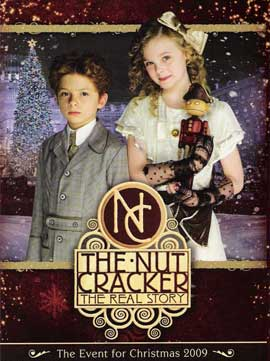 Nutcracker in 3D - 11 x 17 Movie Poster - Style A