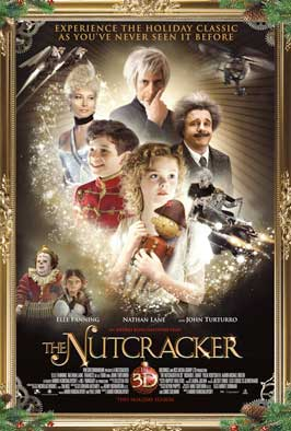 Nutcracker in 3D - 11 x 17 Movie Poster - Style B