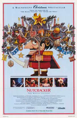 Nutcracker: The Motion Picture - 11 x 17 Movie Poster - Style A