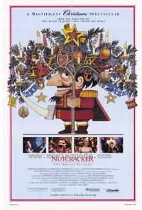 Nutcracker: The Motion Picture - 43 x 62 Movie Poster - Bus Shelter Style A