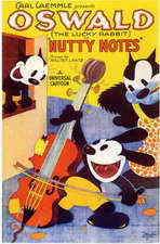 Nutty Notes - 11 x 17 Movie Poster - Style A