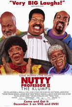 Nutty Professor 2: The Klumps - 11 x 17 Movie Poster - Style A