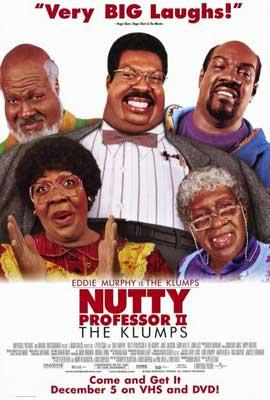 Nutty Professor 2: The Klumps - 27 x 40 Movie Poster - Style A