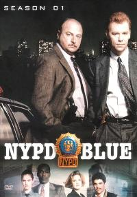 NYPD Blue - 11 x 17 TV Poster - Style C