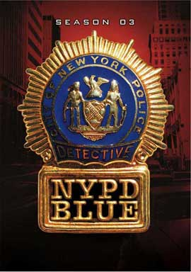 NYPD Blue - 27 x 40 TV Poster - Style D