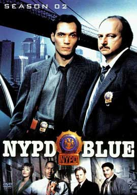 NYPD Blue - 11 x 17 TV Poster - Style E