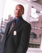 NYPD Blue - NYPD Blue as Henry Simmons Portrait