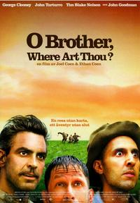 o brother where art thou poster  Brother Where Art T...