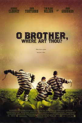 O Brother Where Art Thou? - 11 x 17 Movie Poster - Style A