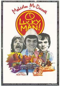O Lucky Man! - 43 x 62 Movie Poster - Bus Shelter Style A