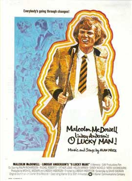 O Lucky Man! - 11 x 17 Movie Poster - Style C