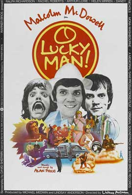 O Lucky Man! - 11 x 17 Movie Poster - UK Style A