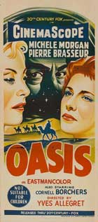 Oasis - 20 x 40 Movie Poster - Australian Style A