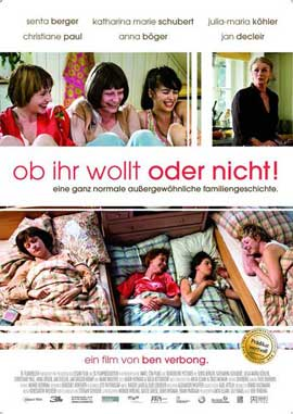 Ob ihr wollt oder nicht! - 11 x 17 Movie Poster - German Style A