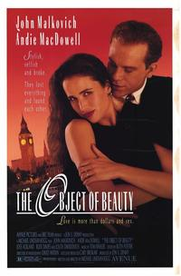 The Object of Beauty - 27 x 40 Movie Poster - Style A