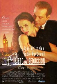The Object of Beauty - 11 x 17 Movie Poster - Spanish Style A