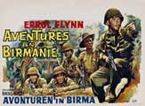 Objective, Burma! - 22 x 28 Movie Poster - Spanish Style A