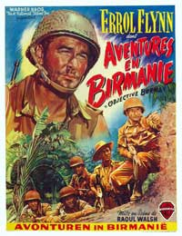 Objective, Burma - 27 x 40 Movie Poster - Belgian Style B