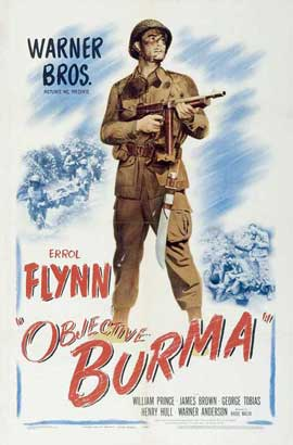 Objective, Burma! - 27 x 40 Movie Poster - Style A