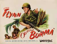 Objective, Burma! - 22 x 28 Movie Poster - Half Sheet Style A