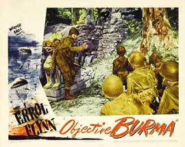 Objective, Burma! - 11 x 14 Movie Poster - Style B