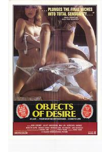 Objects of Desire - 27 x 40 Movie Poster - Style A