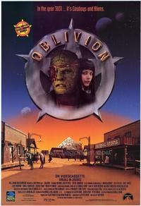 Oblivion - 27 x 40 Movie Poster - Style A
