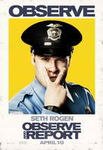 Observe and Report - 11 x 17 Movie Poster - Style D