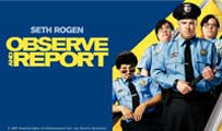 Observe and Report - 11 x 17 Movie Poster - Style G